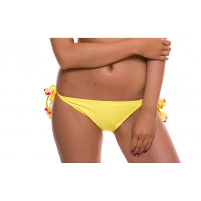 Žluto-růžové plavky díl RELLECIGA Marianne 3D | Spodní díl | OUTLET