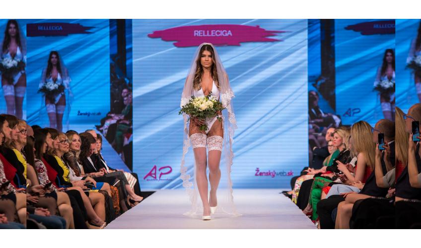 Kolekce svatebních plavek RELLECIGA® Ceremony debutovala na Bratislavských módních dnech