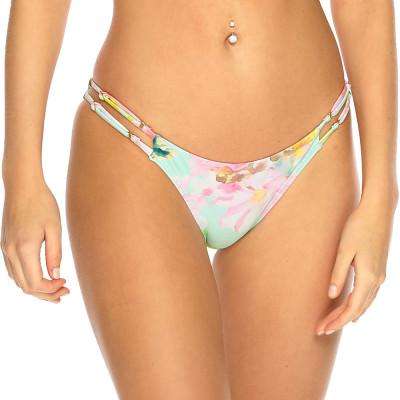 Květované criss-cross plavkové kalhotky RELLECIGA Mallow