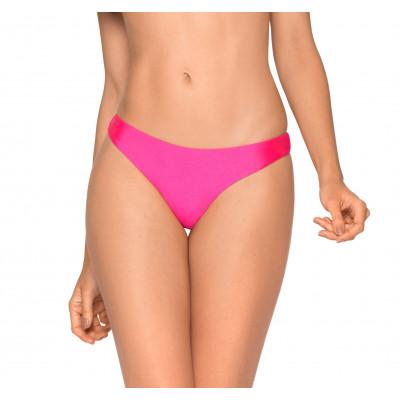 Neónově ružové brazilkové plavkové kalhotky RELLECIGA Neon
