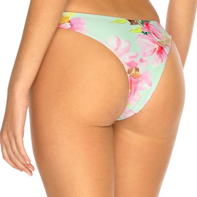 Květované brazilkové plavkové kalhotky RELLECIGA Mallow