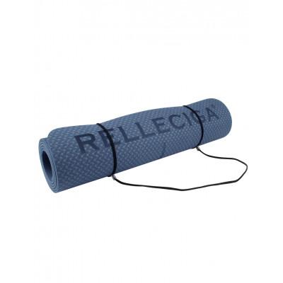 Modrá podložka na cvičení RELLECIGA Sports