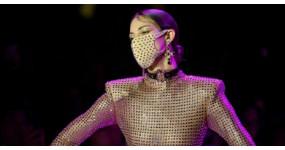 Rouška není ostuda: Povyšte ji na módní doplněk!